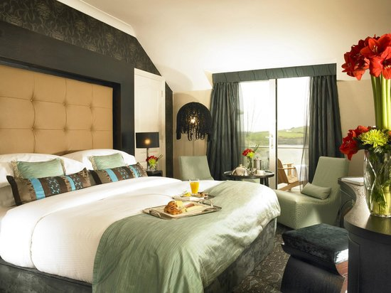 Inchydoney Island Lodge & Spa: Deluxe Double Room