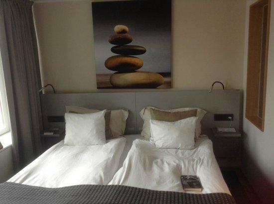 Hotel Birger Jarl: Bett
