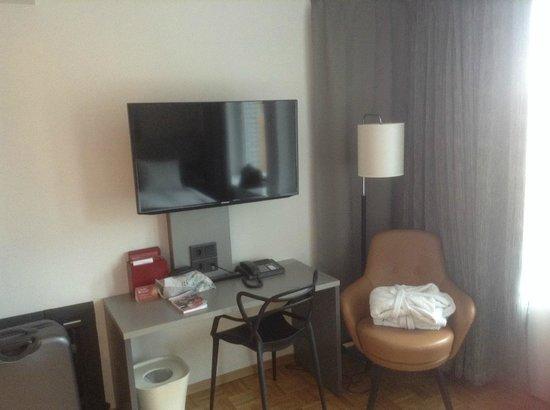 Hotel Birger Jarl: Zimmer