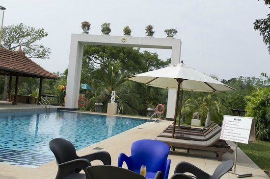 Cocoon Resort & Villas: Pool