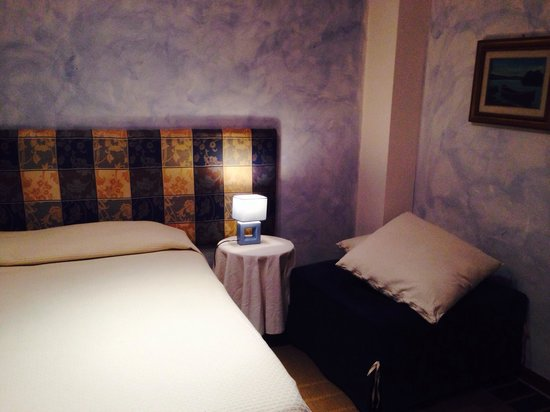 Alla Galleria Bed and Breakfast: Le camere