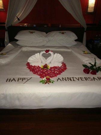 Anantara Rasananda Koh Phangan Villas: Hochzeitstag