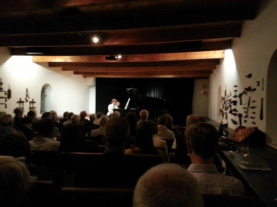 La Motte Wine Estate : Piano concert