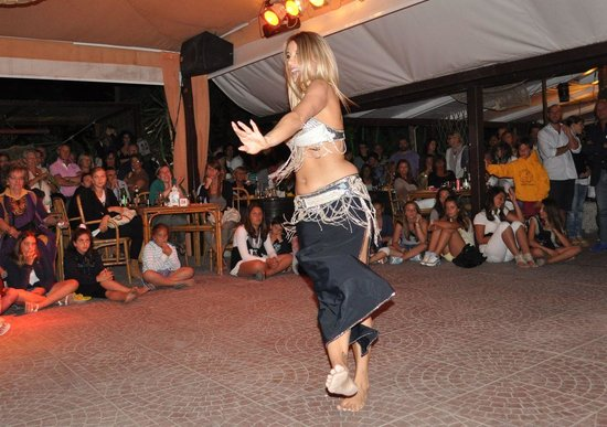 Pachuka, la danzatrice Monica Zacchello