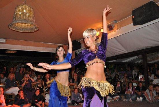 Pachuka, la danzatrice Khalida