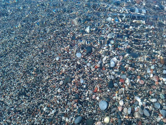 Kalathos Beach: ***