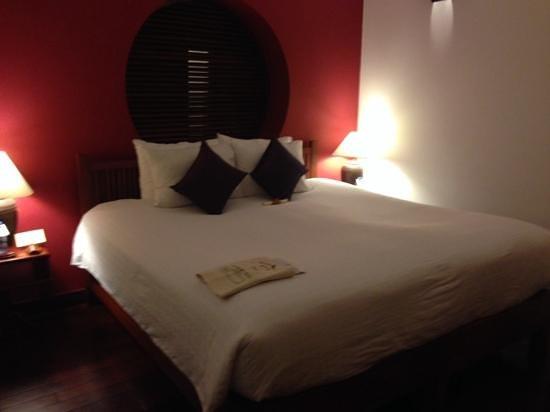 Victoria Hoi An Beach Resort & Spa : bedroom