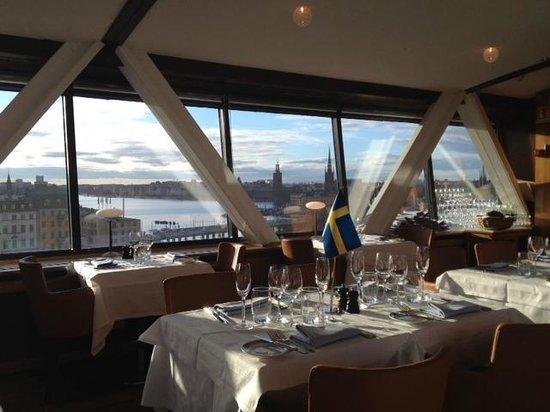 eriks gondolen restaurant stockholm