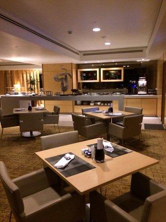 DoubleTree by Hilton Kuala Lumpur: ラウンジです。