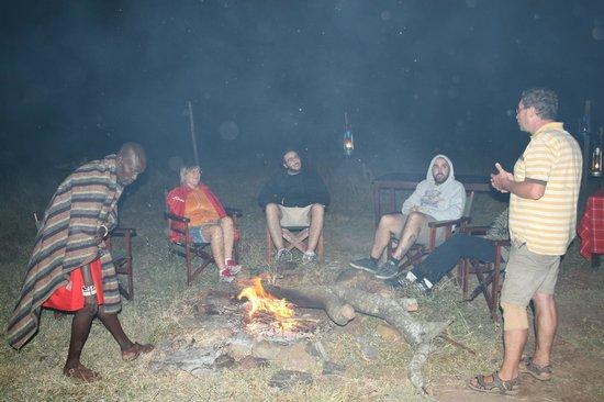 Oloi Karere Mara Camp: Racconti intorno al fuoco
