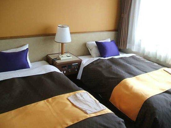 Hotel 1-2-3 Sakai: twin room