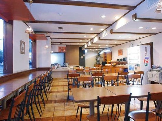 Hotel 1-2-3 Sakai: lounge