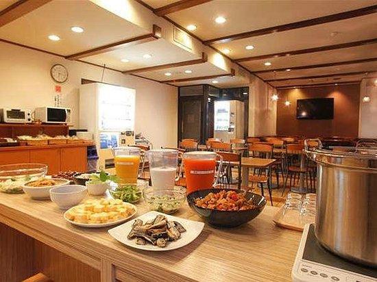 Hotel 1-2-3 Sakai: free breakfast