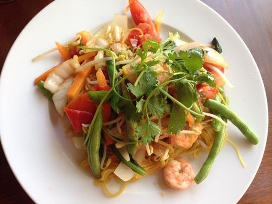 Miss Ly Cafe : fresh ingredients equal great meal