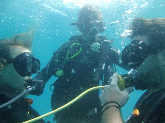 Ihasia Diving Koh Tao: Learning with great teachers