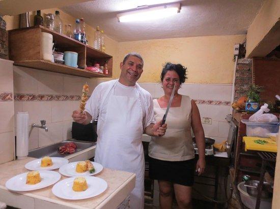 Hostal Casa Mia: Plus accueillants, ça n'existe pas !
