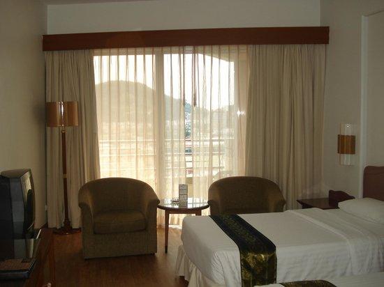 The Royal Paradise Hotel & Spa: Двухместный номер