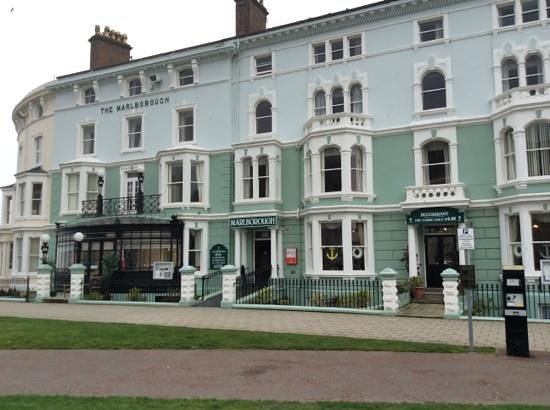 The Marlborough Hotel: Marlborough Hotel Llandudno