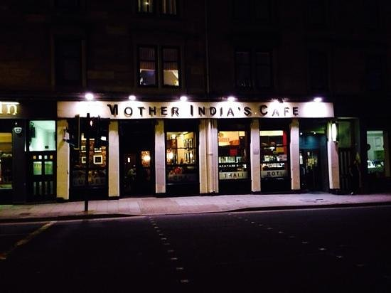Mother India's Cafe, Glasgow