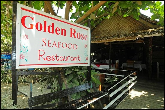 Golden Rose Restaurant, Ngapali