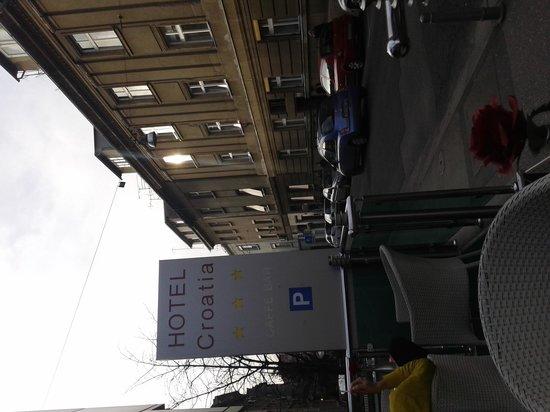 Hotel Croatia: HOTEL