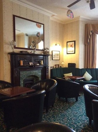 The Marlborough Hotel: In the Lounge