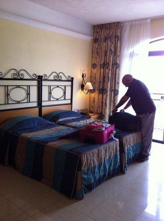 Ramla Bay Resort: spacious rooms