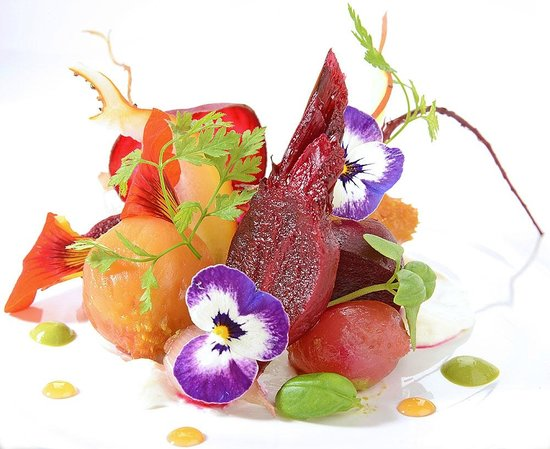 Northcote Restaurant: Beetroot Salad