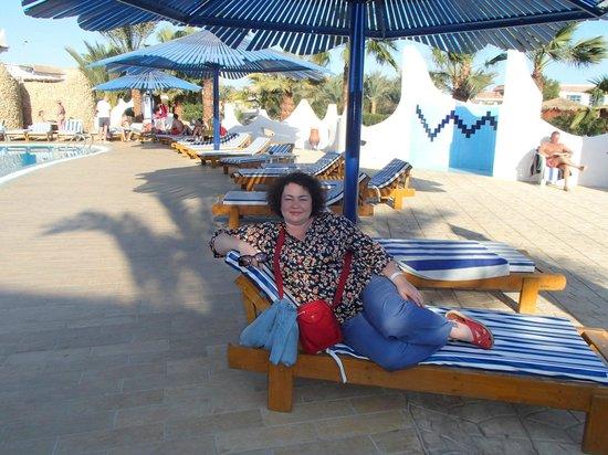 Turquoise Beach Hotel: Наш бассейн