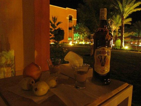 Caribbean World Resorts Soma Bay: на террасе в номере