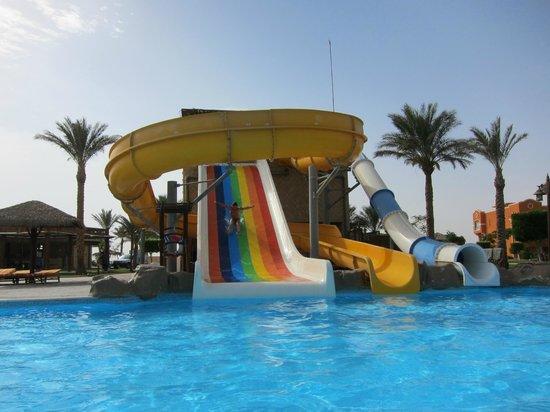 Caribbean World Resorts Soma Bay: горки