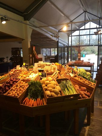 Newlyns Farm Shop, Café & Cookery School