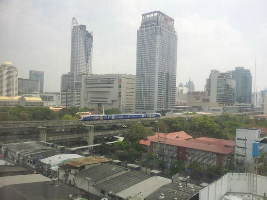 Novotel Bangkok on Siam Square : View from room