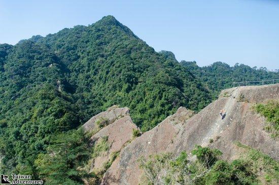 Taiwan Adventures: Wuliaojian