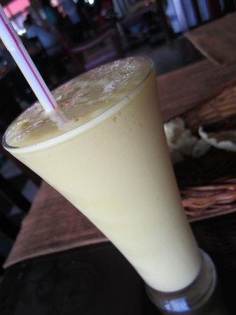 Choice Restaurant: Mango Lassi