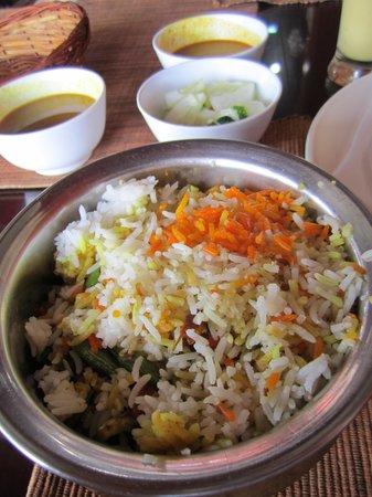 Choice Restaurant: Nasi Briyani