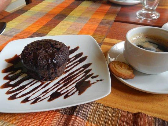 Corto del Mar : coffee & cake
