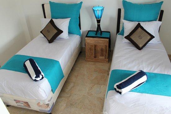 The Jayakarta Bali Beach Resort : Garrisons apartment 6512