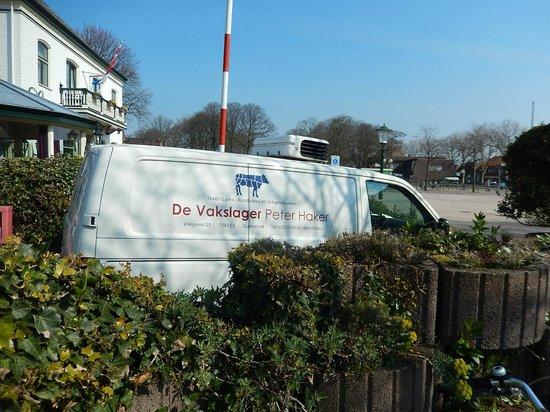 Hotel de Lindeboom : Dit is natuurlijk een heel goed teken !
