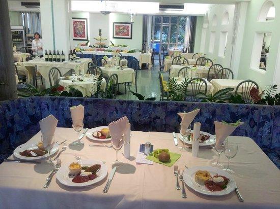 Hotel Palace : Sala Ristorante