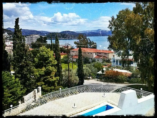 Hotel Asteria: Room with a view