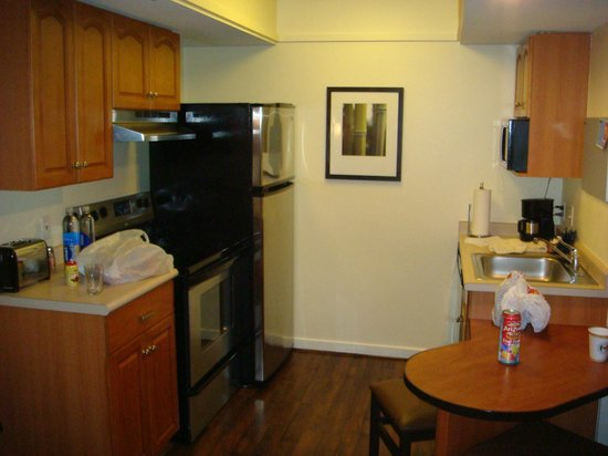 HYATT house Morristown : Fully Equipped Kitchen