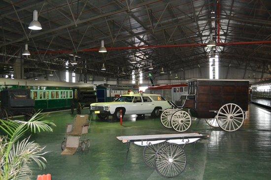Outeniqua Power Vans: Музей транспорта (кусочек)