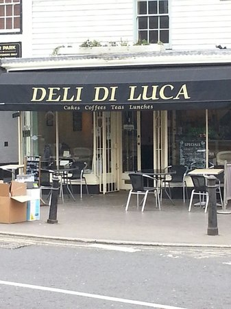 Italian Restaurants In Westerham Kent