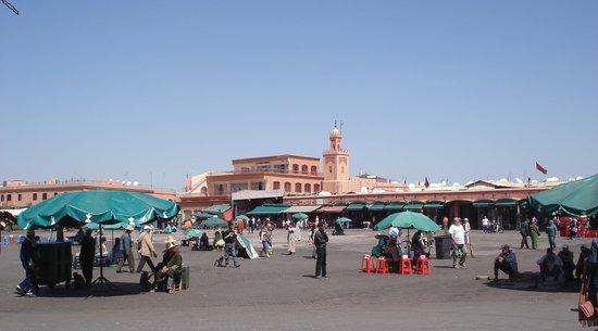 Sirayane Boutique Hotel & Spa : Medina