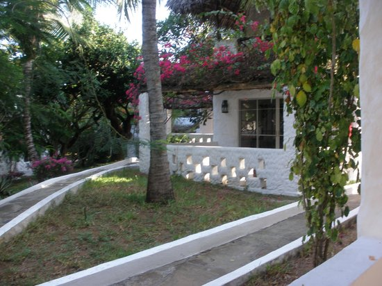 Barracuda Inn: bungalow