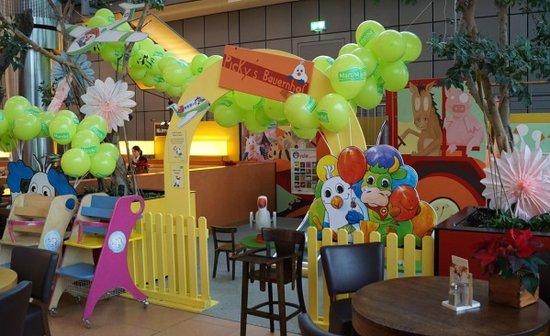 Marché Airport Hamburg: Kidsbereich