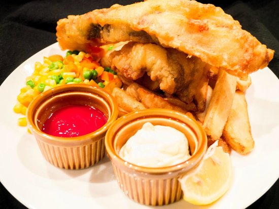 Paddy's Junction: Paddy's Fish & Chips!!
