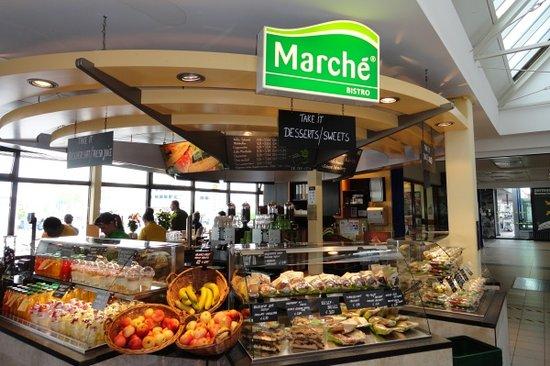 Marche Bistro Airport Berlin Schoenefeld