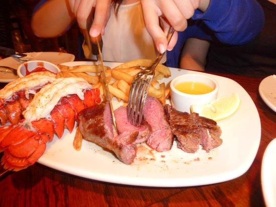 Outback Steakhouse: ステーキ&ロブスター